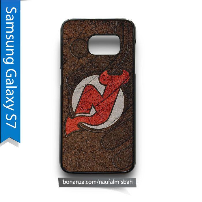 New Jersey Devils Custom Samsung Galaxy S7 Case Cover