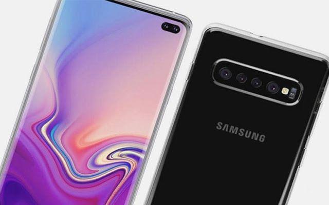 صورة حية مسربة لهاتف Galaxy S10 Plus المرتقب في يد أحد موظفي سامسونج Samsung Galaxy Galaxy Samsung