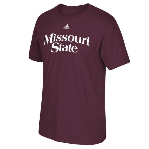 Adidas Men's NCAA Perpetual Team Font T-shirt (Red, Size Small) - NCAA Licensed Product, NCAA Men's Tops at Academy Sports