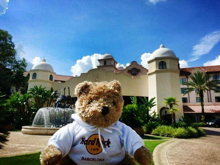 Jordi Rocks in Hard Rock Hotel Orlando!!
