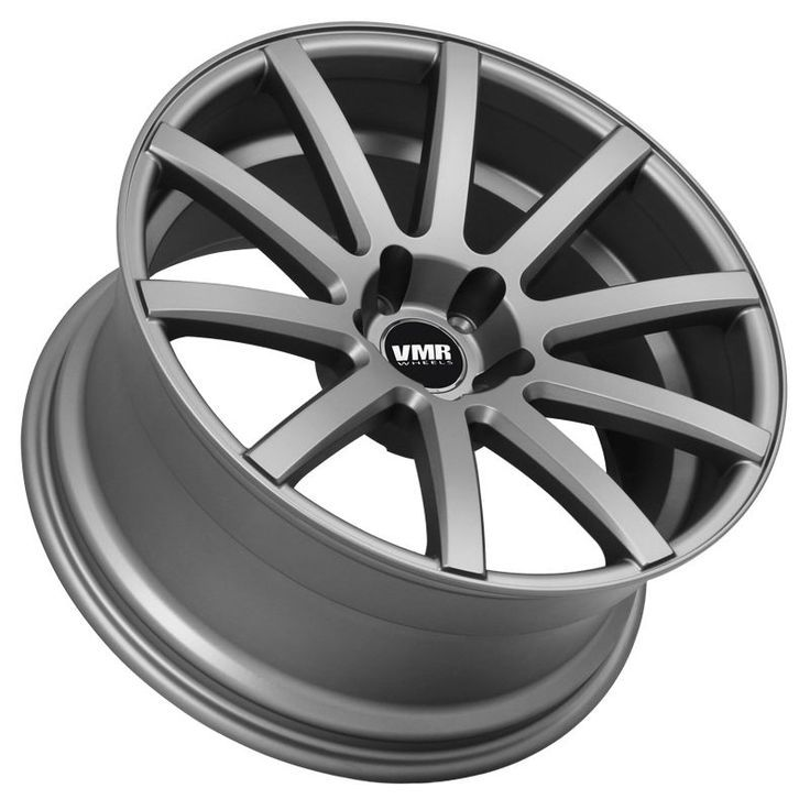 VMR V702 ET45 Matte Gunmetal Custom Wheel - https://www.luxury.guugles.com/vmr-v702-et45-matte-gunmetal-custom-wheel/