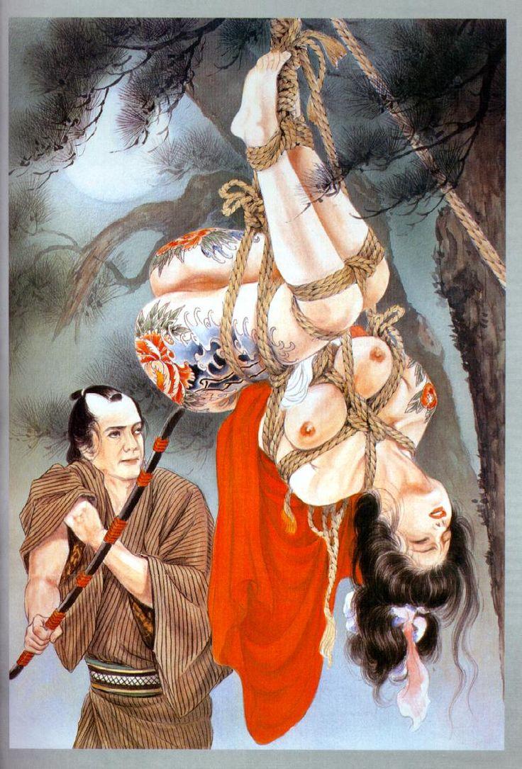 shibari bondage art Japan