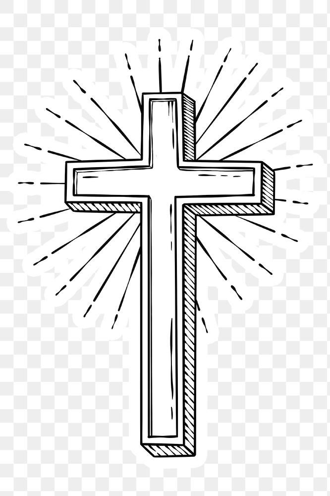 The Christian Holy Cross Png Free Image By Rawpixel Com Noon Holy Cross Cross Art Free Illustrations