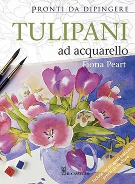 TULIPANI AD ACQUARELLO    Autore: PEART   EAN: 9788865203453  Editore: CASTELLO   Collana: DISEGNO E TECNICHE PITTORICHE   Pagine: 48       Fiona Peart sfrutta colori chiari e luminosi per realizzare degli splendidi dipinti di diverse varietà di tulipano. Le persone che vogliono imparare a dipingere senza prima imparare a disegnare troveranno tutto quello che serve all'interno di questo libro. Sei inserti forniti su carta da lucido.          € 14,00