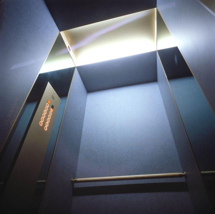 Futura - Ciocca Ascensori - designer Marco Baxadonne