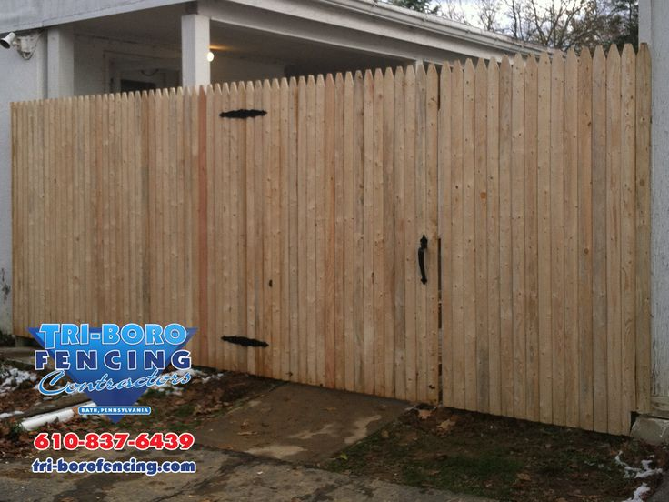 63 Best Wood Fence Styles Images On Pinterest Fence