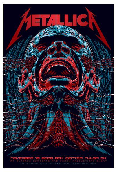 By Ken Taylor: Metallica