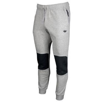 adidas Originals Sport Luxe Moto Jogger Pants - Mens - Medium Grey...