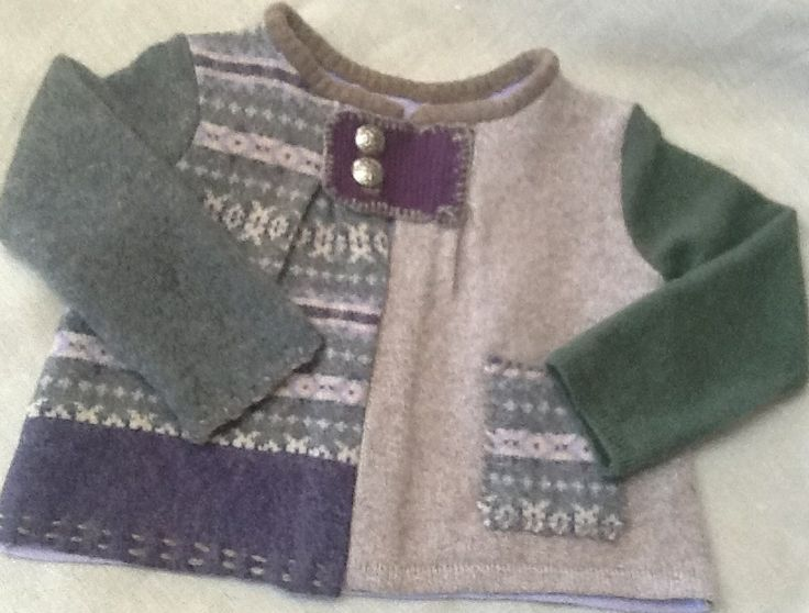 Toddler Sweater- upcycled wool sweater https://www.etsy.com/shop/TreasuredHeart?ref=si_shop