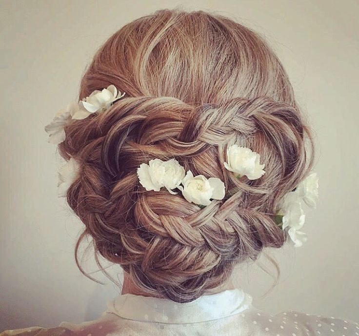 Wedding Hairstyles Plaits: 512 Best Images About Wedding Hair Updos/short Styles On
