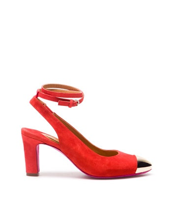 Bicolor shoes, from UTERQUE: De Yvessaintlaurent, Bicolor Shoes, Yvessaintlaurent En, En Uterqüe, Clonazo De
