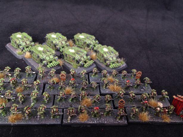 Salamander Tactical Detachment 1