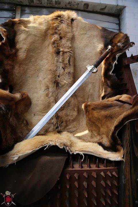 Man At Arms : Avatar: The Last Airbender Sokka's Meteor Sword