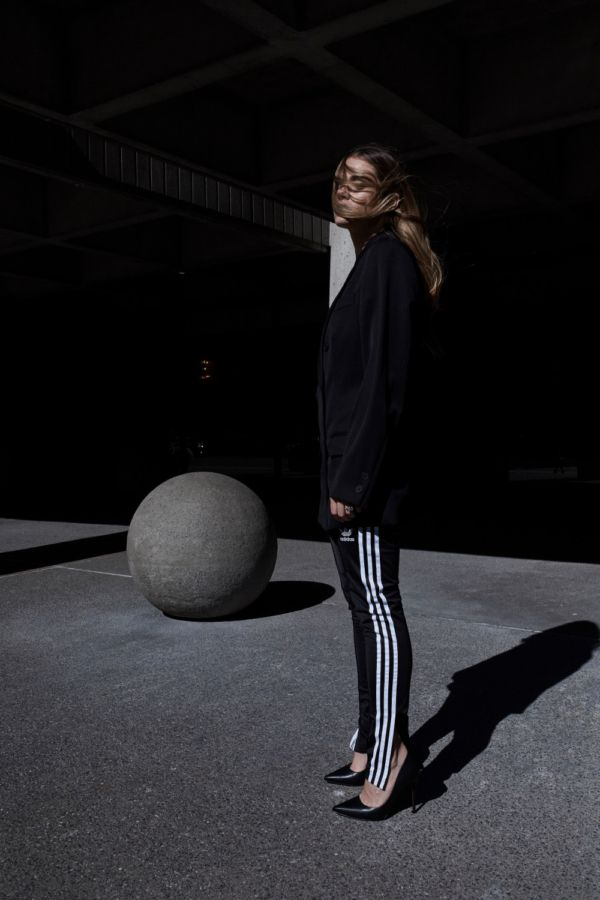 MP Weekly, sport chic, Adidas pants