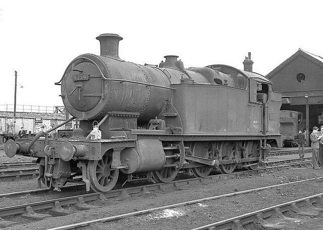 BR (GWR)  Churchward 42XX class  2-8-0T