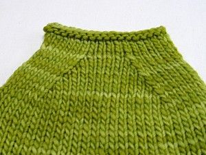 a neater way to ssk; slip as if to knit, slip as if to purl, k2tog