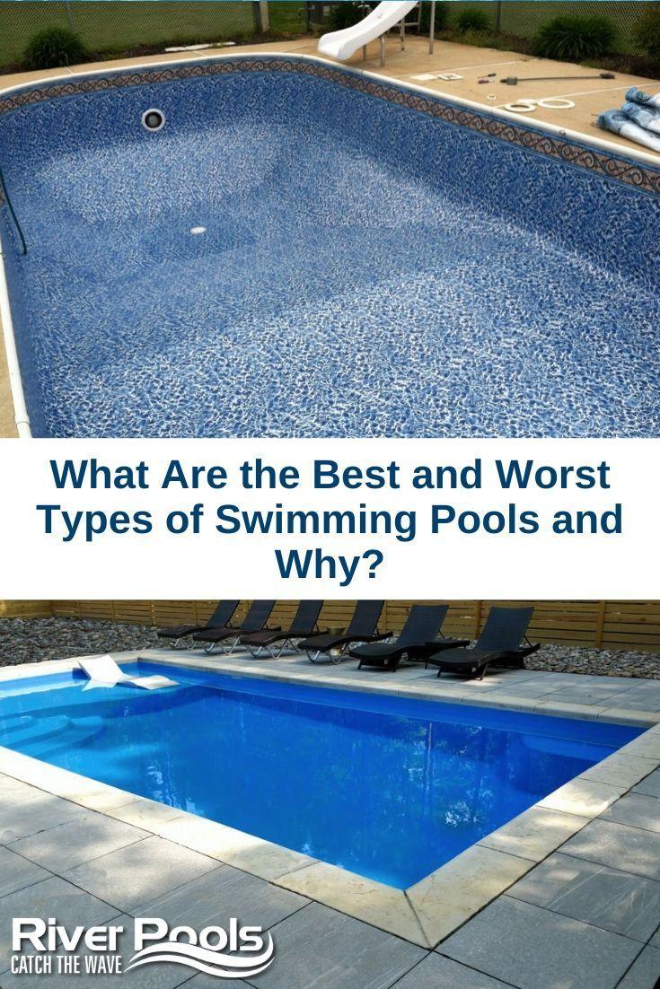 What Are The Best And Worst Types Of Swimming Pools And Why In