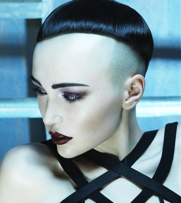 Papas and Pace Salon Short Black Hairstyles