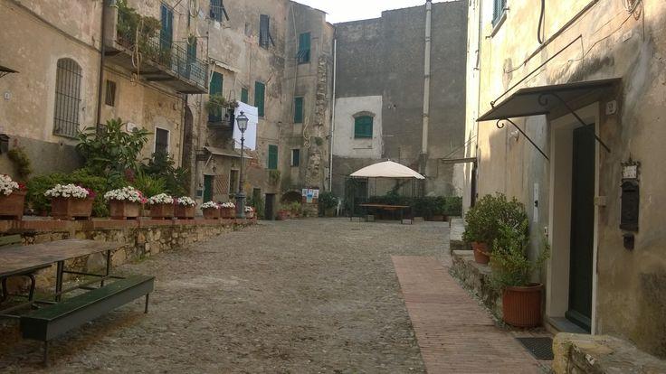 Cervo (Im) Liguria: il borgo medievale