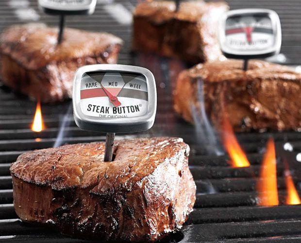 Steak Buttons - Het perfecte stukje vlees - Wonen Voor Mannen
