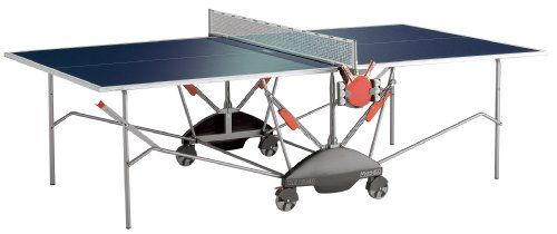 Kettler Match 5.0 Indoor Table Tennis Table (Blue « Game Searches
