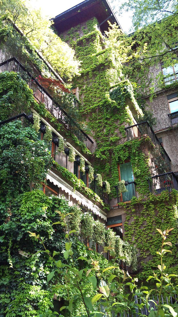 Milan, Italy.  Photo: Anna Sandgren