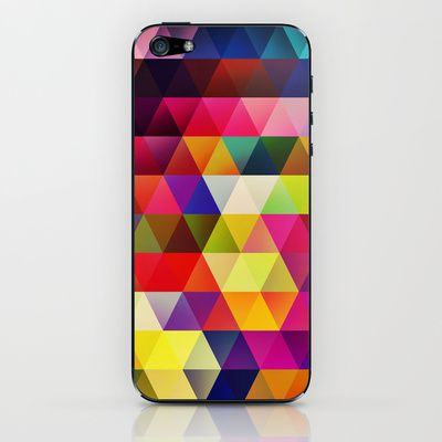 Randomik XXXIV iPhone & iPod Skin