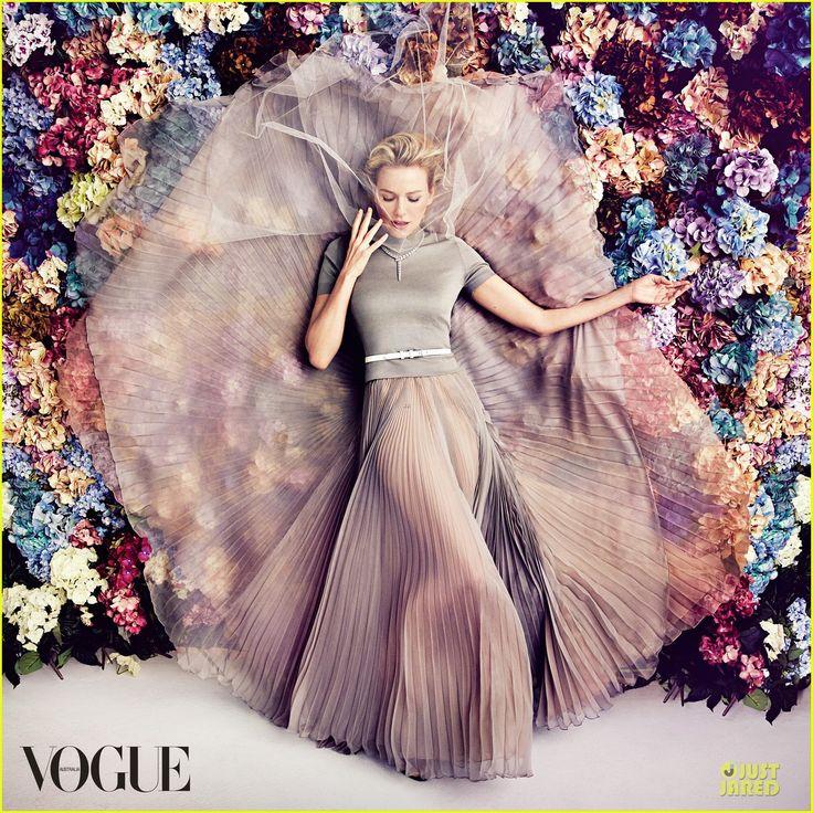 Naomi Watts Covers 'Vogue Australia' February 2013
