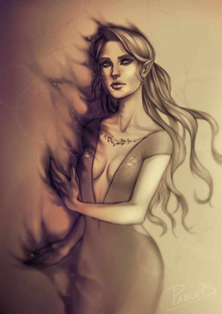 Feyre and her shadows