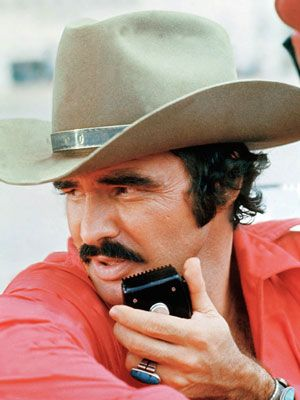 CB radio starred alongside Burt Reynolds and Sally Field in Smokey and the Bandit, the eighth highest grossing film of 1977.