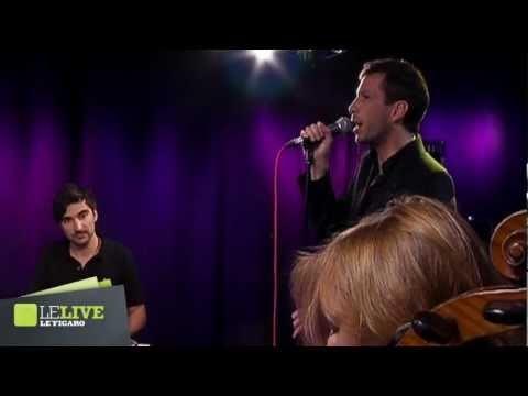 Le Live - Alex Beaupain