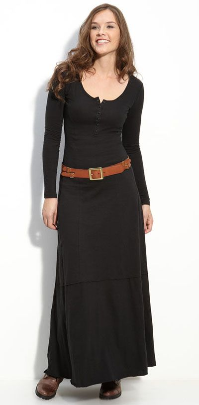 Extra Long Maxi Dresses for 2011 {58-65 inches long!}   Tallook