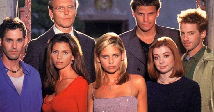 'Buffy, la cazavampiros', una serie icono de los años 90 ya cumplió 20 años y algunos de sus actores siguen igual o mejor que en 1997. Checa cómo lucen