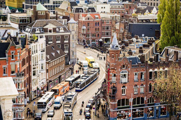 アムステルダムのカルチャースポット - WSJ