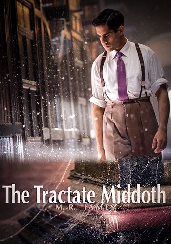 The Tractate Middoth is a short ghost story by British author M. R. James. It was published in 1911 in More Ghost Stories, James's second collection of ghost stories. This version of the story was adapted by Mark Gatiss and broadcast by BBC2 as part of the long-running A Ghost Story for Christmas series (2013).