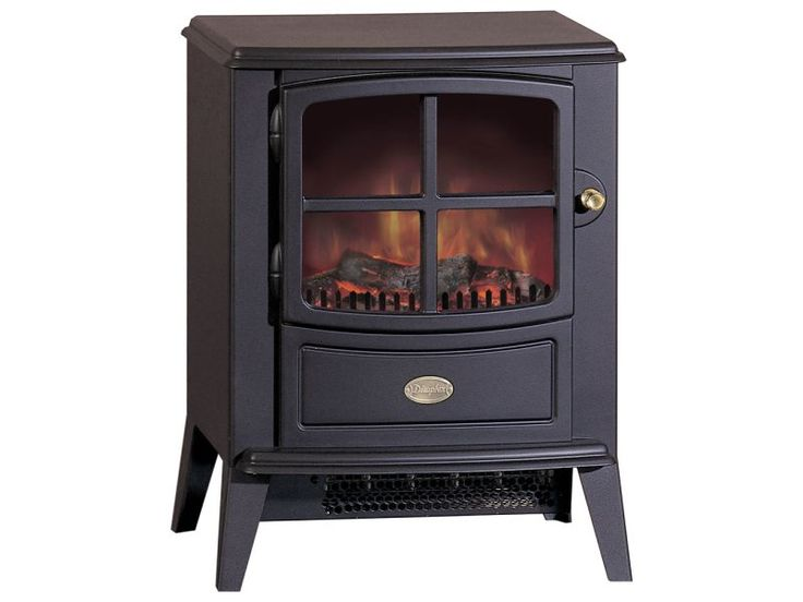 Dimplex Brayford Electric Stove in Black | Fireplace World