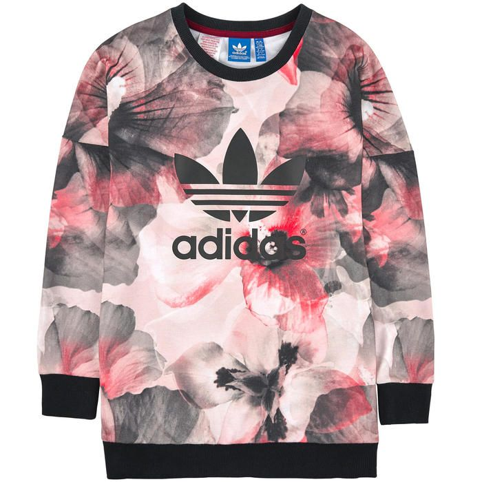 pull adidas pour fille