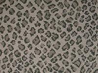 Black/charcoal leopard spot carpet - runner for staircase?