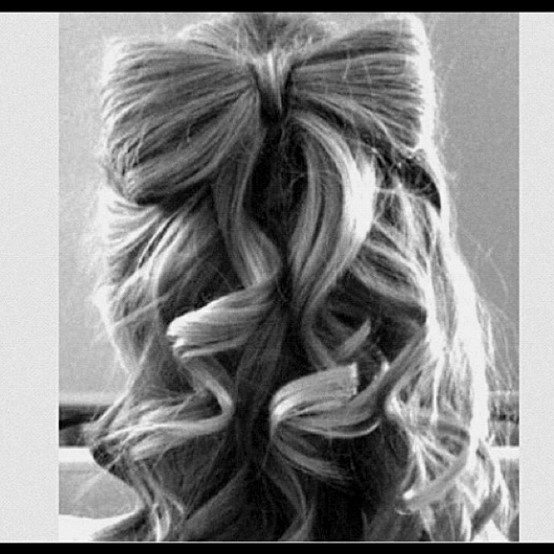 Cute Easy Hairstyles For School Dances : Best images about hairstyles on school