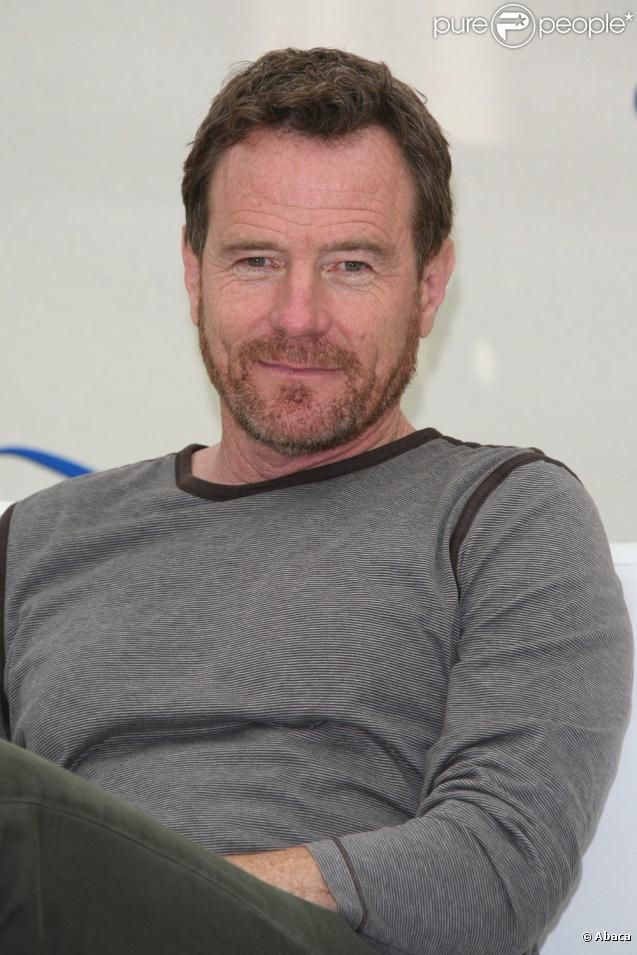 Brian Cranston ...... Can do it all, insanely funny as Doug and Carrie's neighbor to insanely serious on Breaking Bad! He's the man!!
