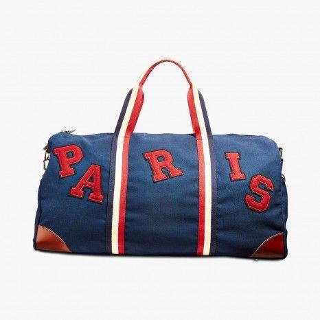 Sac Harvard, marine - MY STYLE BAG