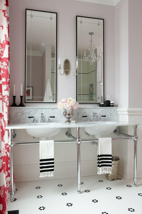 85 best beautiful baths images on pinterest bathrooms - Residence de prestige candace cavanaugh ...