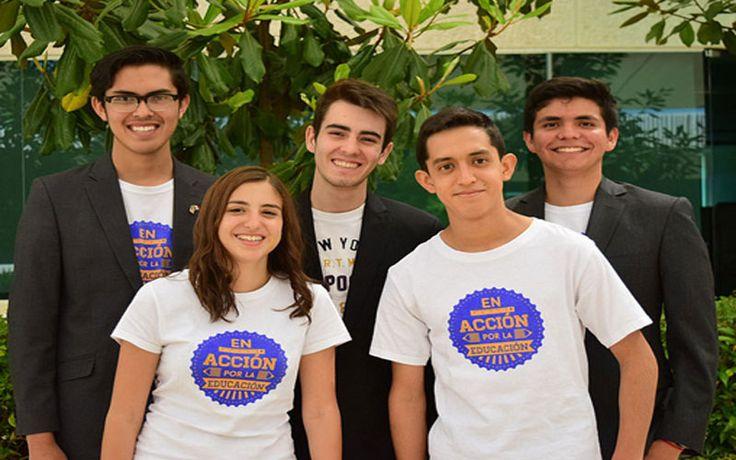 Alumnos de Prepa Tec son líderes sociales en Jóvenes en Acción « Mty ID Magazine