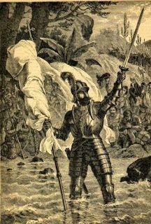 On September 25, 1513, Spanish conquistador and explorer Vasco Núñez de Balboa discovered the legendary Southern Ocean, having crossed the I...