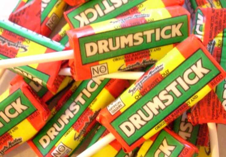 Drumstick Lollies x 120, £10.80