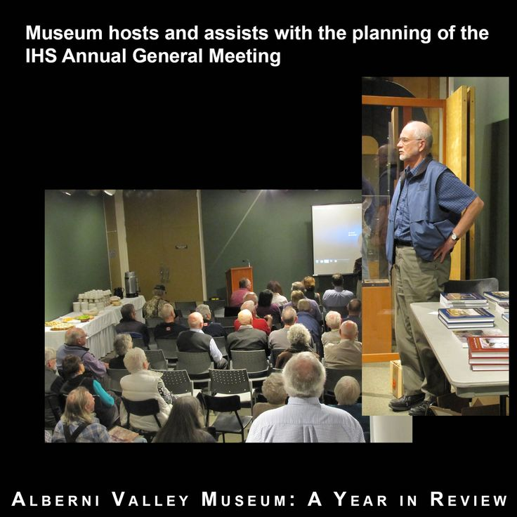 Alberni Valley Museum 2016 Year in Review No. 13
