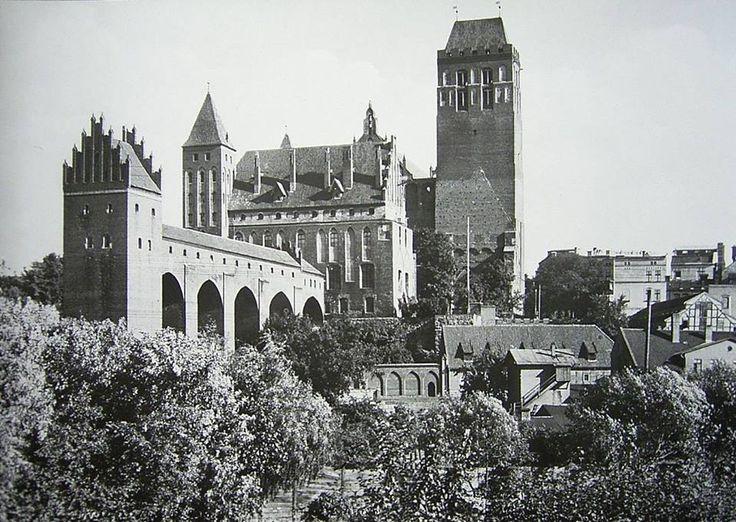 Kwidzyn 1934 rok
