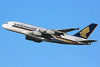 9V-SKA Singapore Airlines Airbus A380-841