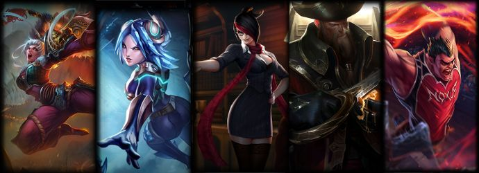 League of Legends: Which Champions are Strongest When Mastered? - September 2015 | NERFPLZ.LOL