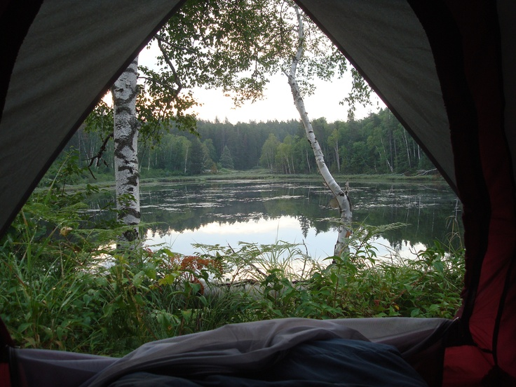 The Solitude of a Northern Ontario Lake